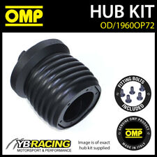 OMP STEERING WHEEL HUB BOSS KIT fits OPEL ASCONA C 81-89  [OD/1960OP72]