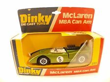 Dinky Toys Gb 223 Mc Laren M8A Can Am en boîte