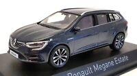 Norev 1/43 Scale Model Car 517787 - 2020 Renault Megane Estate - Titanium Grey