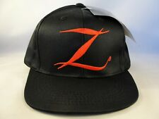 Kids Youth Size Zorro Vintage Snapback Cap Hat