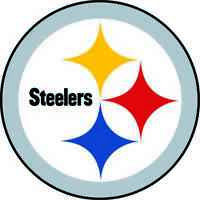 PITTSBURGH STEELERS Vinyl Decal / Sticker ** 5 Sizes **