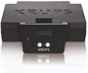 Krups Sandwichmaker FDK451   für gegrillte Sandwichtoasts in Dreiecksform 850W