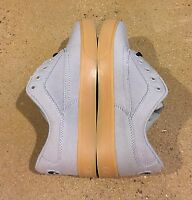 Osiris Caswell VLC Size 5 Grey Gum BMX DC Skate Shoes Sneakers Caswell Berry