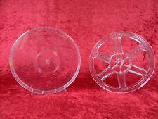 1 St. 120 Met. Super 8 Filmspule, transparent in Runddose. Gebraucht. 120/193