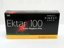 5 rolls KODAK EKTAR 100 120 Color Prints Film Medium Format FREESHIP