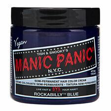 Rockabilly Blue Manic Panic Vegan 4 Oz Hair Dye Color