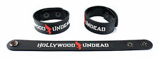 HOLLYWOOD UNDEAD  Rubber Bracelet Wristband Free Shipping American Tragedy aa125