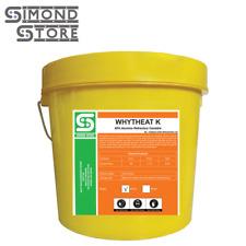 Castable Refractory Cement 22lb Whytheat K Dense 60% Alumina Castable