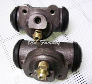 PEUGEOT 403 rear brake cylinders 2 PIECES NEW RECENTLY MADE
