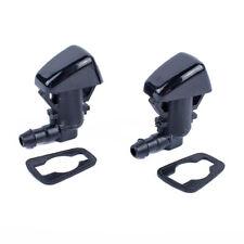 2Pcs Windshield Washer Nozzles Kit fit for Jeep Grand Cherokee Mitsubishi Galant