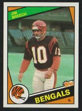 BUY 1, GET 1 FREE -1984 TOPPS FOOTBALL - YOU PICK #1 - #200 NMMT FREE SHIPPING