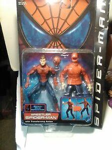 Marvel spiderman WRESTLER SPIDER-MAN - MOC