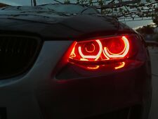 RGB Angel Eyes DTM STYLE E92 E93 E90 M4 STYLE with IR remote