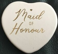 Maid Of Honour Compact Mirror~ Pink