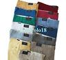 New Polo Ralph Lauren Logo Chino Pants Classic 30 31 32 33 34 35 36 38 40
