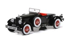 1:43 Esval Models EMUS43005A Stutz Black Hawk speedster top down 1928 Black *OVP