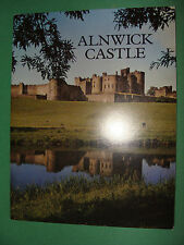 Alnwick Castle 1994 UK  History/ Guide Book Seat of the Duke of Northumberland