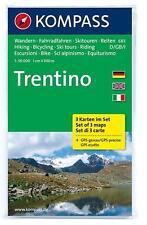 Deutsche Reiseführer & Reiseberichte über Trentino