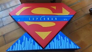 NEW Hot Toys 1/6 Scale 1978 Superman Movie Christopher Reeve Superman MMS152