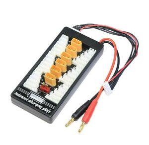 XT60 Banana Plug Parallel Charging Board Balance Charge Lipo RC *UK SHIPPING*