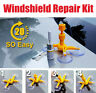 Magic Windshield Repair Tool Kit Cracked Phone For Windshield Glass Universal AP