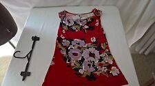 Womens Target Dress, Size 10, Sleeveless, Floral