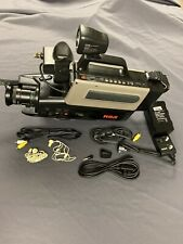 Vintage Rca Cc311 Camcorder, ProWonder, W/ Case & All Accessories