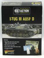 Bolt Action 402412003 StuG III Ausf D (German) WWII Assault Gun Early War