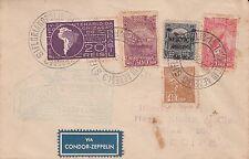Condor - Zepplein Flown 1933 Brasil - Europe