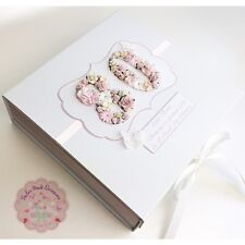 Personalised Keepsake Memory Box. Milestone Any age & colour.30, 40, 50, 100