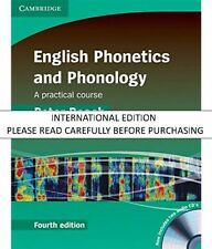 English Phonetics and Phonology: A Practical Course, 4 Ed. by ROACH