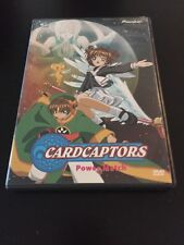 CARDCAPTOR SAKURA - POWER MATCH DVD ANIME