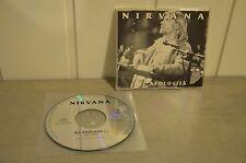 Nirvana - All Apologies promo CD Spain