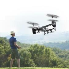 Remote Control Osprey Helicopter 2.4G 4CH Dual Axis RC Drone with Double W8I5