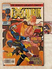 Excalibur #111 Marvel Comics VF/NM