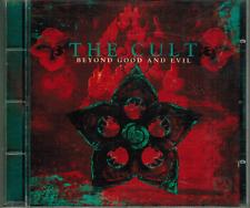 CD - THE CULT - BEYOND GOOD AMD EVIL (C34)
