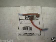 GENUINE DEWALT CARBON BRUSH SET 487114-00 TO FIT DW004 & DW005 24V SDS DRILL