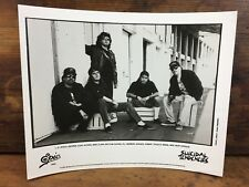 1990 CBS RECORDS EPIC SUICIDAL TENDENCIES ORIGINAL PRESS PHOTO