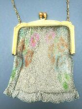 New listing Vintage Art Deco Whiting & Davis Princess Mary? Chain Mesh / Purse Bag