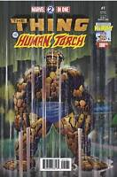 MARVEL TWO-IN-ONE #1 JACK KIRBY VARIANT MARVEL COMICS LEGACY FANTASTIC FOUR