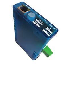 W&T pure.box 2 #50511 PoE Class 2 Device Hutschienen Industrie PC