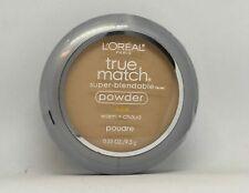 L'Oreal Paris True Match Super-Blendable Powder Makeup W4 Natural Beige