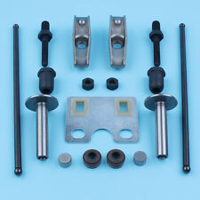 Valve Push Rod Set Guide Plate Amp Rocker Arms Set Fit Honda 13hp Gx390 11hp Gx340
