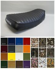 HONDA ATC110 Seat Cover ATV 1979 1980 1981 1982 in 25 Colors & 2-tone  (E/ST/W)