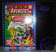 Marvel ToyBiz Collector Editions The Avengers #1 Orig Avengers Orig Costumes