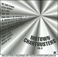Motown Very Best Greatest Hits CD Marvin Gaye Stevie Wonder Supremes Temptations