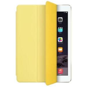 "Genuine Apple Smart Cover for iPad Air 1, Air 2, 5th & 6th Gen 9.7"" iPad Yellow"