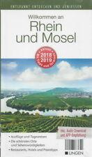 Willkommen an Rhein und Mosel + Reiseführer 2019 + Koblenz + Cochem + Trier