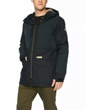 DC Shoes USA Mens Snowboard Summit Jacket NEW Sz M NWT 15K Waterproofing Black