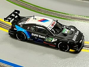 1/32 Carrera BMW M4 DTM B.Spengler, No.7 ANALOG Slot Car
